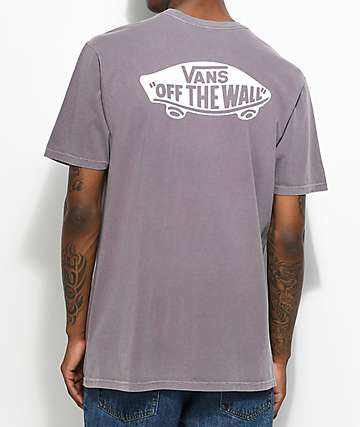 Vans OTW Grey T-Shirt