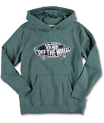 Vans Off The Wall North Atlantic Youth Hoodie