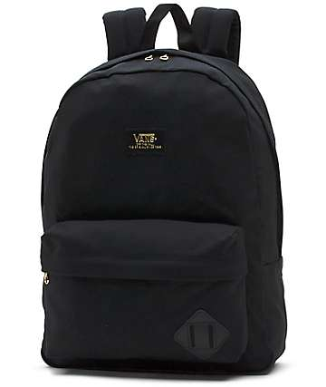 Vans Old Skool 50th Anniversary 22L Black Backpack