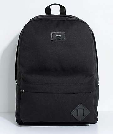 Vans Old Skool II Black 22L Backpack
