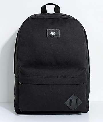 Vans Old Skool II Black 22L Backpack