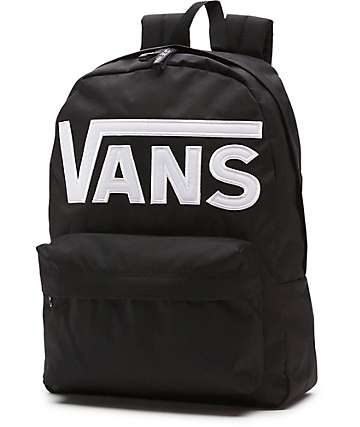 Vans Old Skool II Black and White 22L Backpack