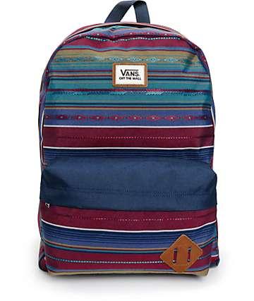 Vans Old Skool II Woven Dobby Backpack
