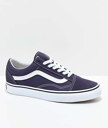 Vans Old Skool Nightshade zapatos de skate