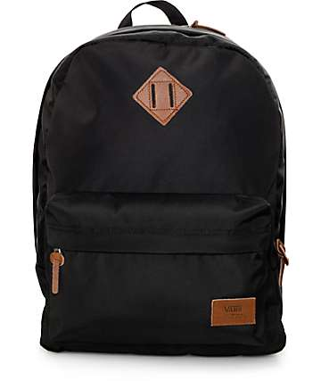 Vans Old Skool Plus True Black Backpack