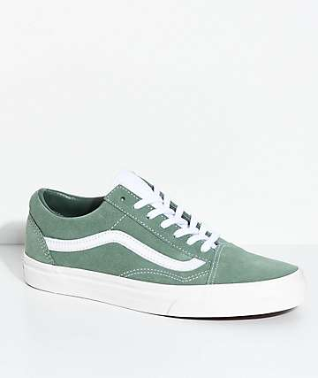 Vans Old Skool Sea Spray Retro Sport Skate Shoes