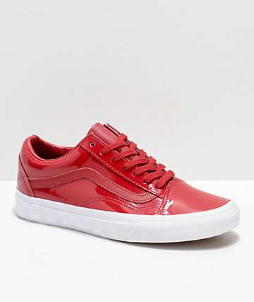 Vans Old Skool Studs Sidewall Chili Pepper Skate Shoes