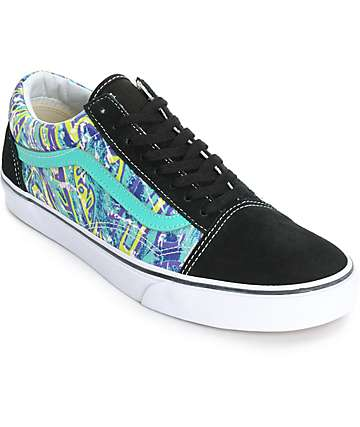 Vans Old Skool Van Doren Hoffman Mens Skate Shoes