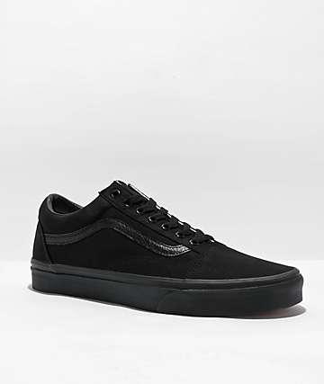 Vans Old Skool zapatos de skate en negro(hombre)