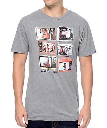 Vans Prime Times Heather Grey T-Shirt