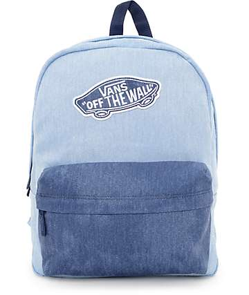 Vans Realm Denim Backpack
