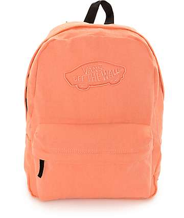 Vans Realm Fusion Coral Backpack