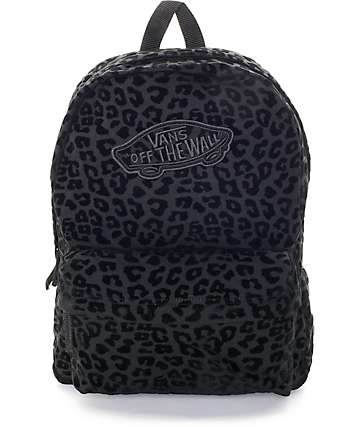 Vans Realm Leopard Flock Backpack
