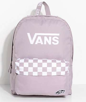 Vans Realm Sporty Sea Fog 22L Backpack