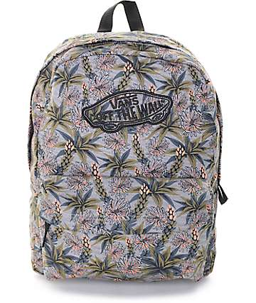 Vans Realm Succulent Backpack