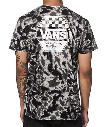Vans Rowley Camo Tie Dye Pocket T-Shirt