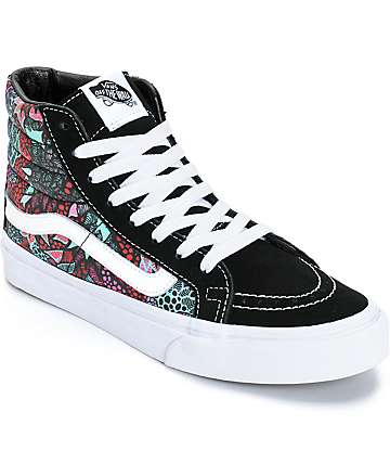 Vans SK8 Hi Slim Saulo Shoes (Womens)