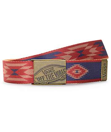 Vans Shredator Native Web Belt