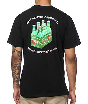 Vans Sixty-Six Pack Pocket T-Shirt