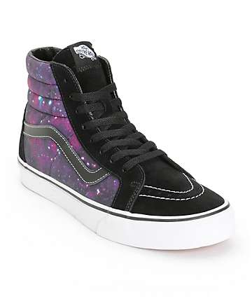 Vans Sk8-Hi Cosmic Skate Shoes (Mens)