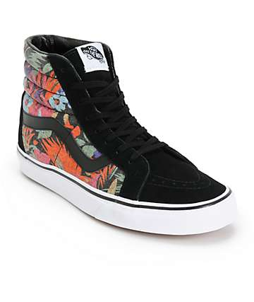 Vans Sk8-Hi Hamptons Skate Shoes (Mens)