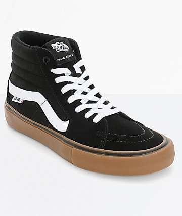 Vans Sk8-Hi Pro Skate Shoes