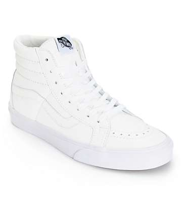 Vans Sk8 Hi Reissue Skate Shoes (Mens)