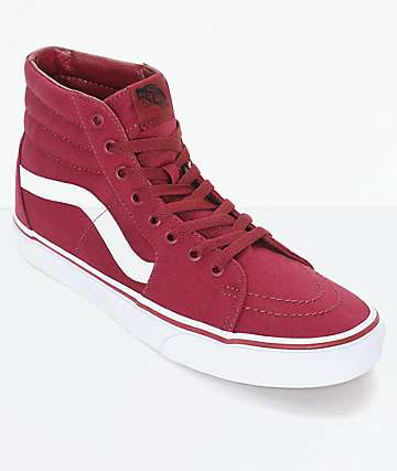 Vans Sk8-Hi Skate Shoes
