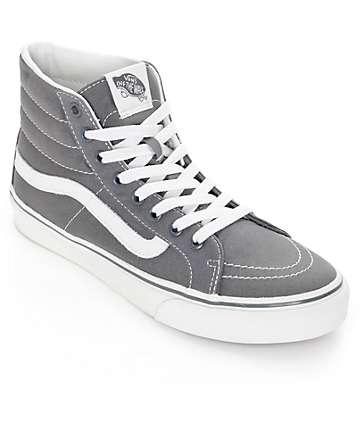 Vans Sk8 Hi Slim Castlerock Shoes