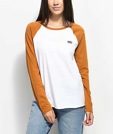Vans Skate Cathay Spice Long Sleeve Raglan T-Shirt