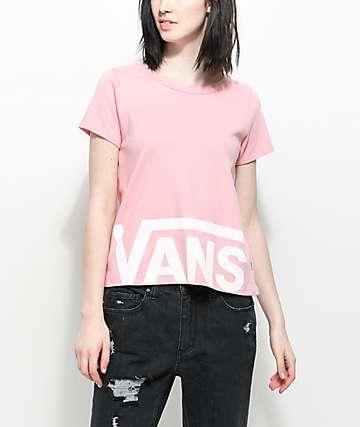 Vans Skimmer camiseta rosa