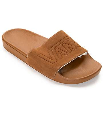 Vans Slip On Monk Robe Suede Womens Sandals