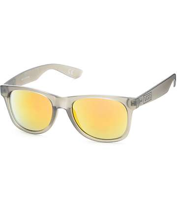 Vans Spicoli 4 Charcoal Frosted Sunglasses