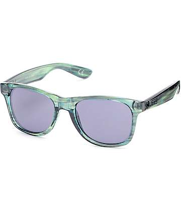 Vans Spicolli Grape Leaf Tortoise Sunglasses