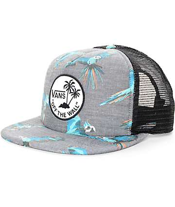 Vans Surf Patch Dirty Bird Trucker Hat