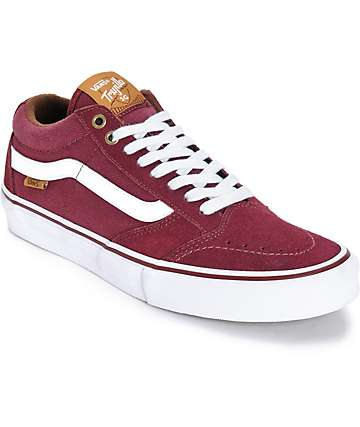 Vans TNT SG Skate Shoes (Mens)