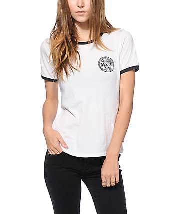 Vans Trademark Ringer T-Shirt