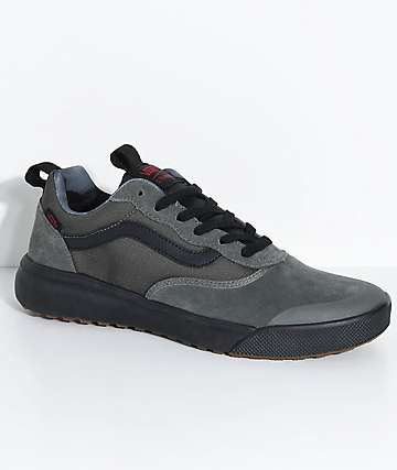 Vans UltraRange Florence Grey & Black Shoes