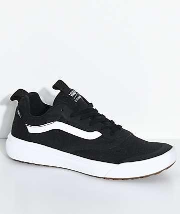 Vans UltraRange Rapidweld zapatos de skate en blanco y negro