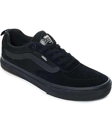 Vans Walker Pro zapatos de skate en negro