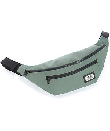 Vans Ward Green Cross Body Pack