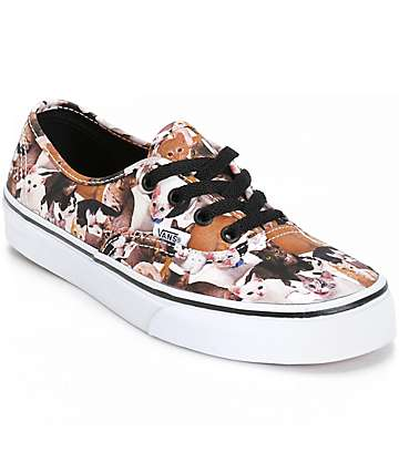 Vans x ASPCA Authentic Kittens Shoes (Womens)