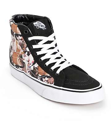 Vans x ASPCA Sk8 Hi Slim Kittens Shoes (Womens)