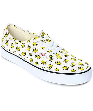 Vans x Peanuts Authentic Woodstock zapatos de skate