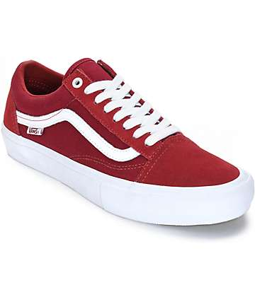 Vans x Real Old Skool Pro Skate Shoes (Mens)