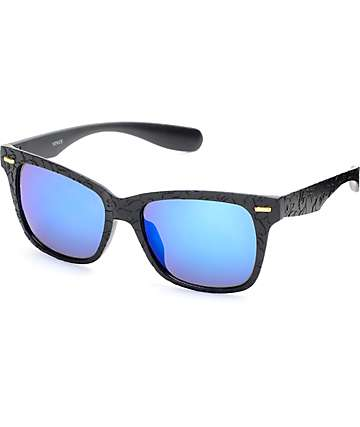Venice Blue & Black Sunglasses