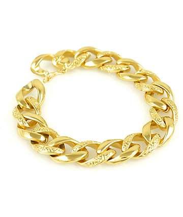 Veritas Fidelitas 24 Karat Bracelet