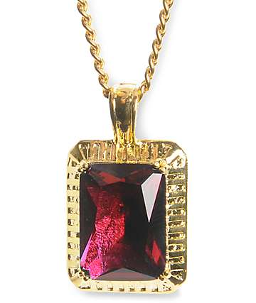 Veritas Ruby Necklace