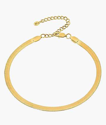 Vesso Mina Gold Choker