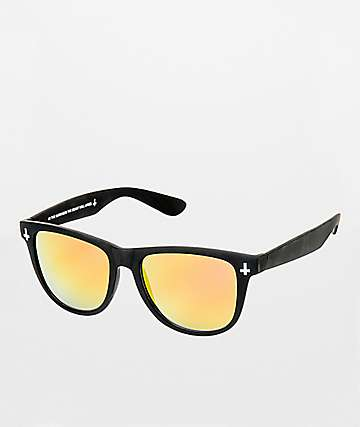 Vice The Beast Black & Mirror Sunglasses